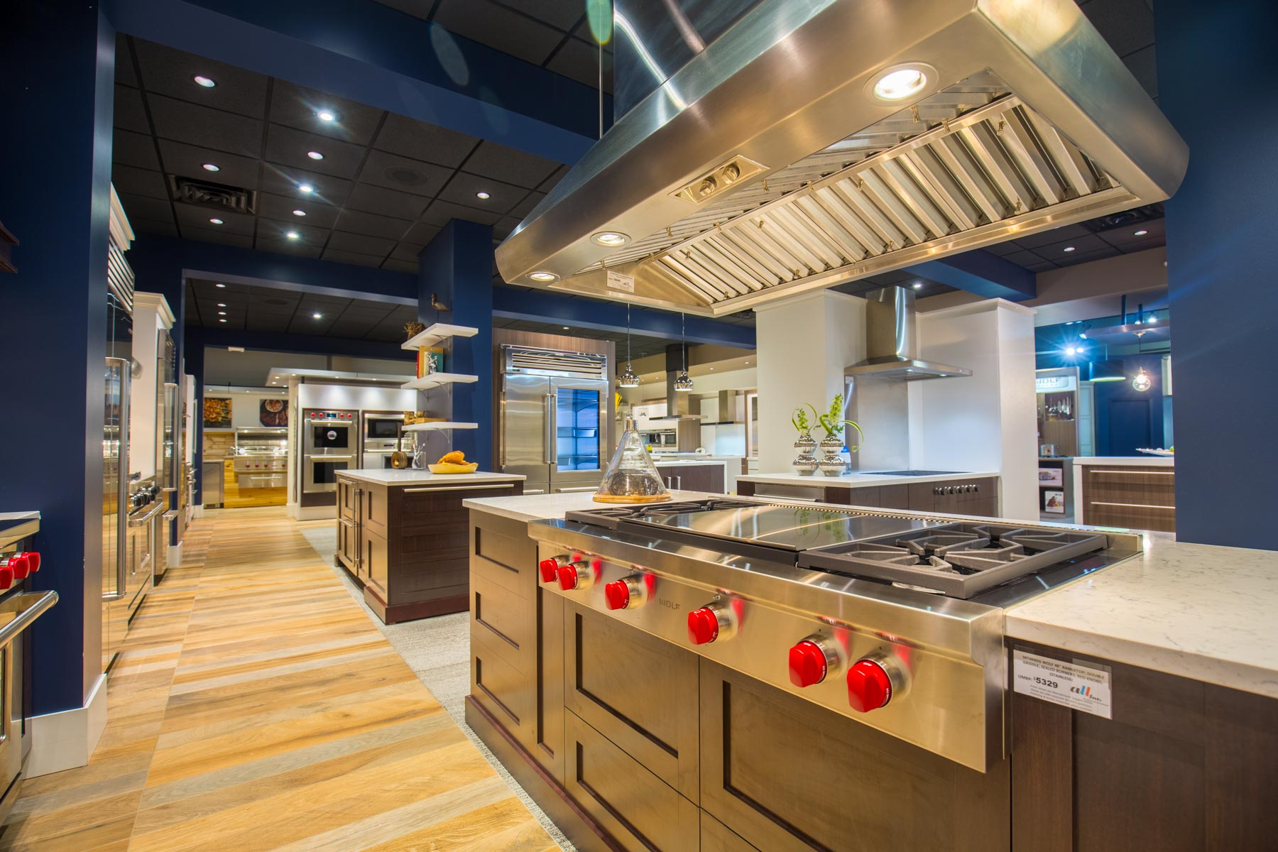 The Midwest's Largest Appliance & Cabinet Showroom | ALL, Inc.